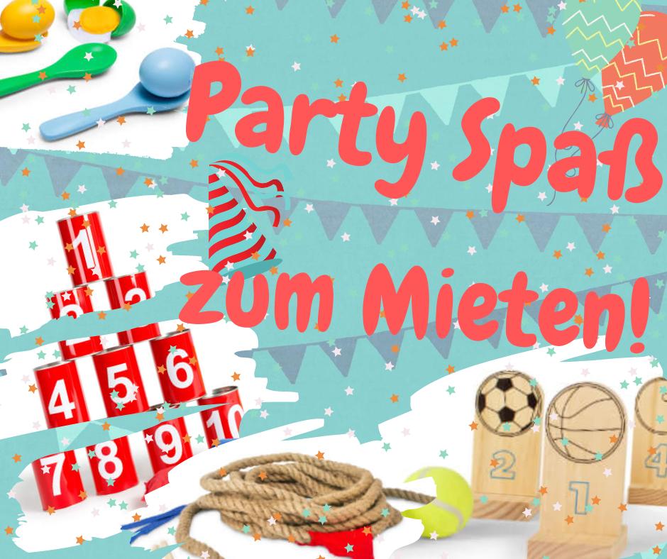 Party-Spass-zum-Mieten